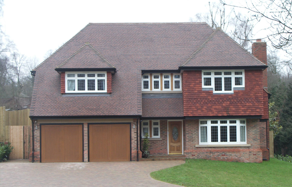 Tile roofing in kent